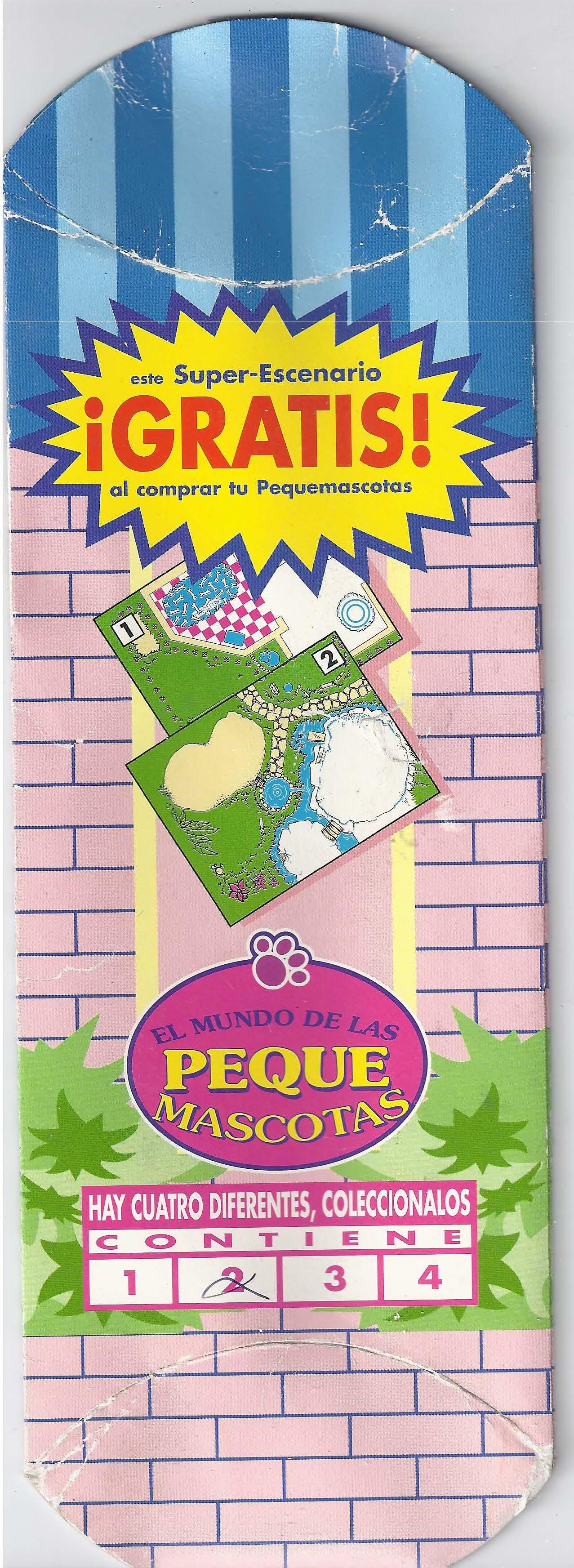 LITTLEST PET SHOP KENNER 1993 NEW! : JUGANDO EN LA SELVA MUNDO PEQUE MASCOTAS